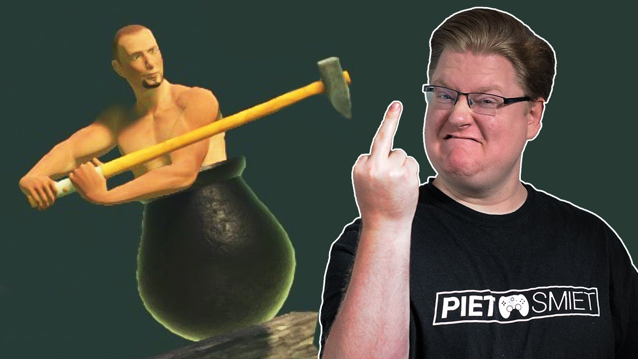 getting over it with bennett foddy 無料
