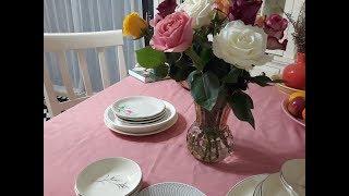 A Vintage Thrift Haul - 1950's to 198O's restaurant ware & dinnerware #171