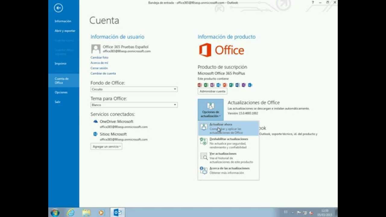 Outlook-De
