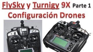 Turnigy 9x y Flysky 9X Manual Configuración Parte 1