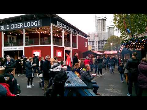 Rekorderlig Cider Lodge London