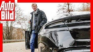 Porsche Taycan (2019) Walter Röhrl testet den Elektro-Porsche