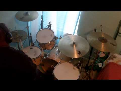Ron Kenoly - Anointing Fall On Me (Drum Cover)