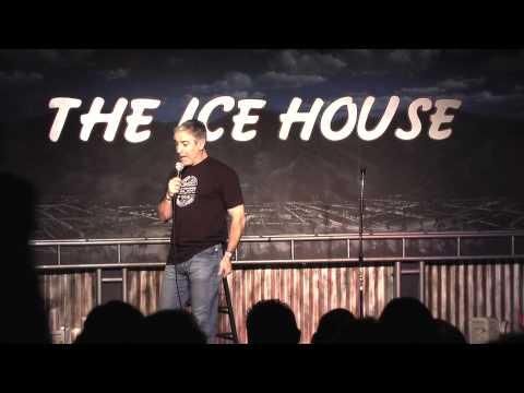 Carlos Alazraqui: The Ice House 01.25.2008 -1
