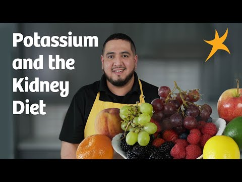 Potassium and the Kidney Diet