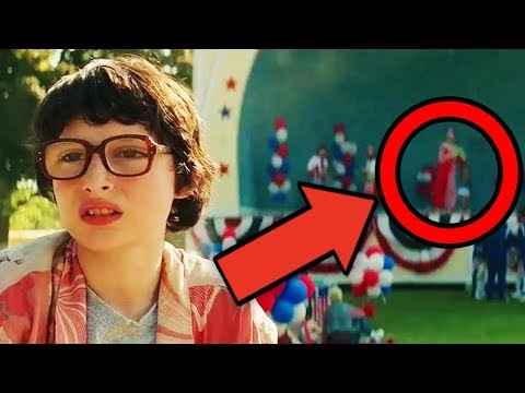 IT Movie Breakdown - 30 Easter Eggs You Missed! (IT 2017)