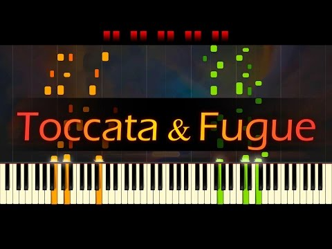 Toccata and Fugue in D minor, BWV 565 // J.S. BACH