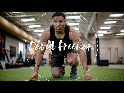 David Freeman #PURPOSEDRIVEN - Workout Motivation