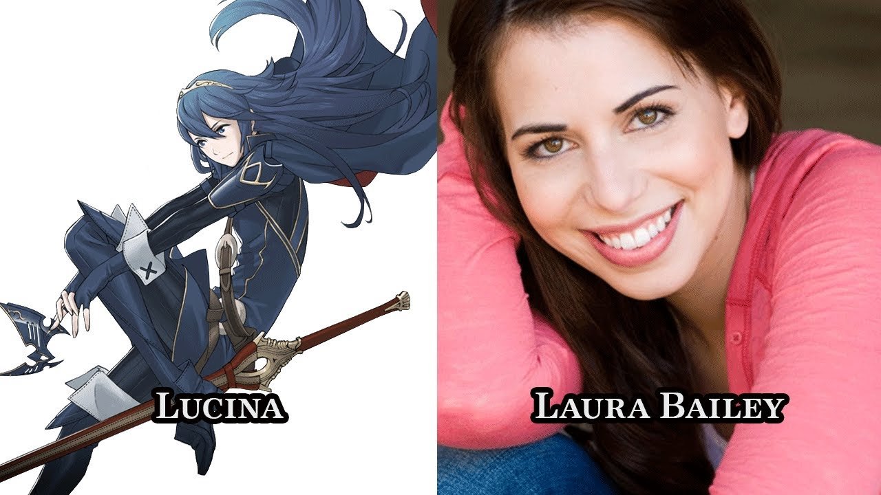 characters and voice actors fire emblem awakening eng youtube