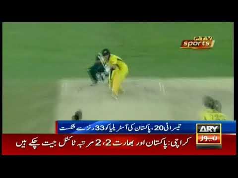 Pakistan vs Australia 3rd T20I: Pakistan clean sweep Australia in Twenty20 series