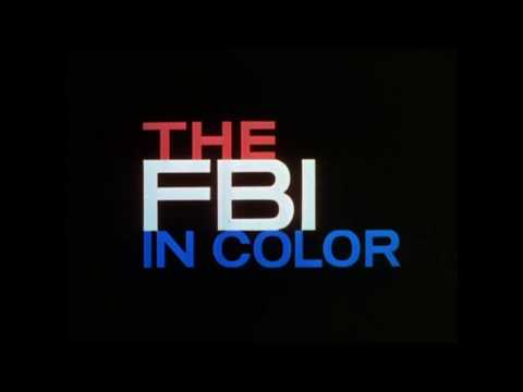 THE FBI (Season 2) - Main and End Titles - Bronislau Kaper