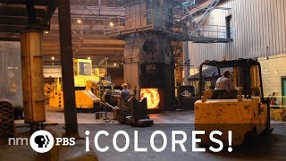 NMPBS ¡COLORES!: Sculptor Tom Joyce