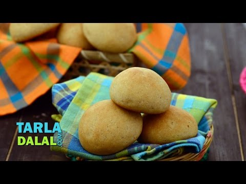 Whole Wheat Bread Roll by Tarla Dalal