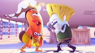 Spookiz Fighter! - Kebi vs Cula | Spookiz Cookie | Cartoons for Children