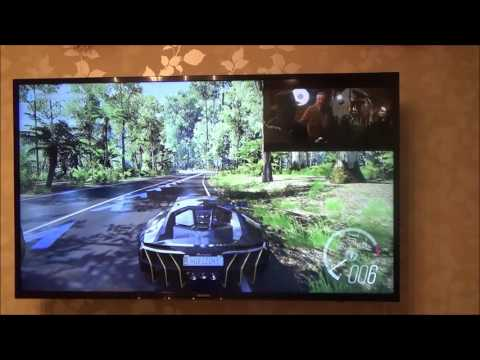 How to use PiP ( Picture in Picture ) on a Samsung TV to Watch 2 Screens at once