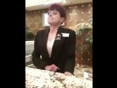 She Is A Professional At Work - Please Don't Laugh