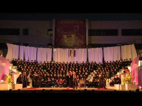 University of Nicosia Postgraduates Graduation 2015