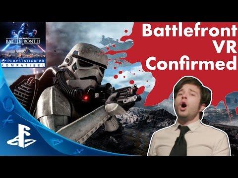PSVR Review→ Battlefront 2 VR Compatible| Marvel VR | New VR Games | Red Bull F1 VR