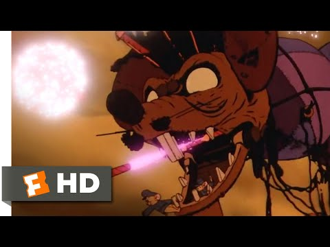An American Tail (1986) - The Secret Weapon Scene (8/10) | Movieclips