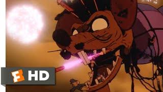 An American Tail (1986) - The Secret Weapon Scene (8/10) | Movieclips thumbnail
