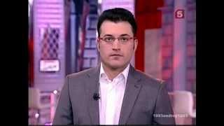 Станет ли платным образование в России? (5 канал, 17.03.2013)