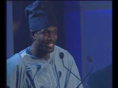 2008 Glo-CAF African Footballer of the year, Emmanuel sheyi Adebayor