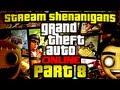 Grand Theft Auto Online: ATV Fury Girls (Stream Shenanigans Part 8/10)