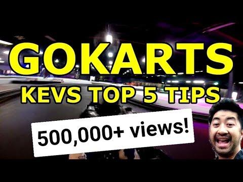 Kevs Top 5 Go-Karting Tips
