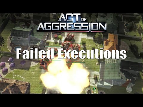 Act Of Aggression - Failed Executions ! 3v3 Gameplay