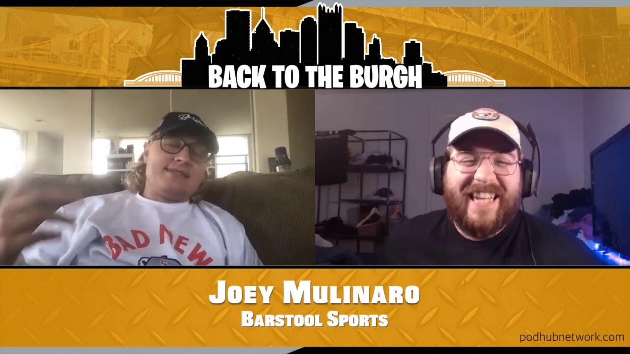 Back To The Burgh - Barstool Sports' Joey Mulinaro