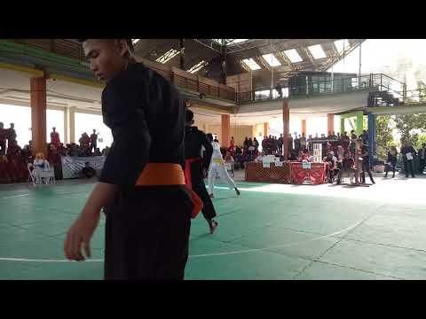 Regional Pencak Silat: Final Kelas D Putra MA (andre kurniawan)