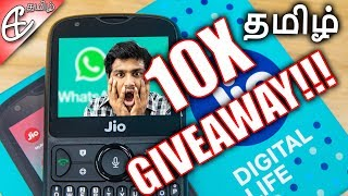 Jio Phone 2 Unboxing | + 10x Giveaway