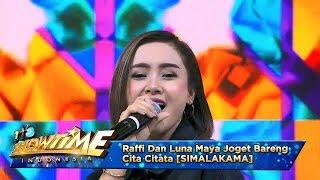 Bertabur Bintang! Raffi Dan Luna Maya Joget Bareng Cita Citata [SIMALAKAMA] - It's Show Time (8/5)