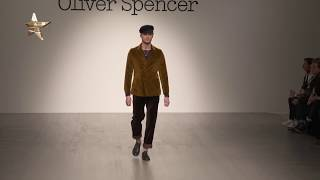 OLIVER SPENCER London Fashion Week Men's Fall/Winter 2018-19