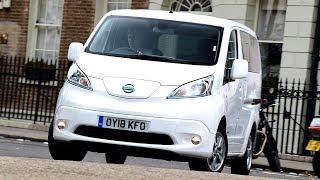 New Nissan e NV200 Combi 2018 UK review