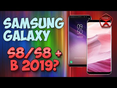 Стоит ли купить Samsung Galaxy S8, S8 PLUS в 2019 году? / Арстайл /