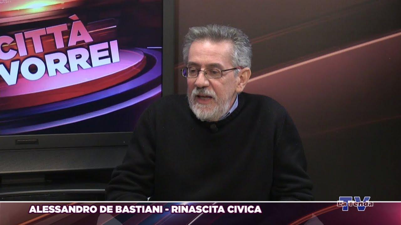 La città che vorrei 2019 - Alessandro De Bastiani - Rinascita Civica