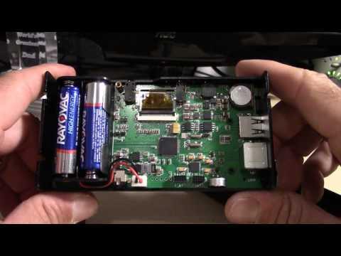 Ultra Portable PSK31/RTTY Digital Modem Ham Radio HF Digital Modem