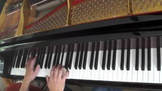 Rocketman - Elton John - cover piano and vocals