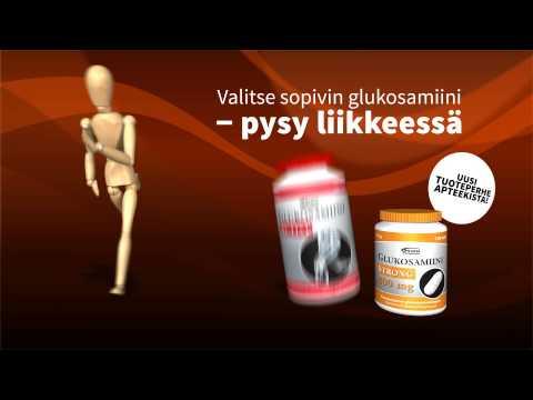 glukosamiini strong 800 mg haittavaikutukset Kaarina