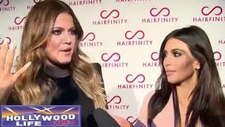 Khloe Kardashian Reveals Which Sisters Justin Bieber Hooked Up With...