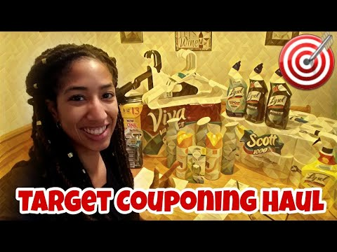 🎯target-household-couponing-haul!!!