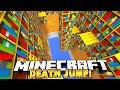 Minecraft - DEATH JUMP PARKOUR! - w/Preston & Nooch