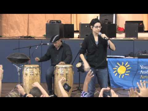 """Poetry Meets Percussion: Beats, Rhymes and Life"""""""