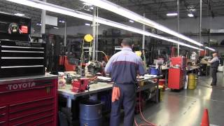 Toyota Material Handling of Northern California - TMHNC