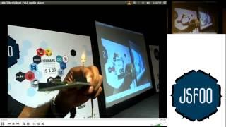 Control robots using JavaScript
