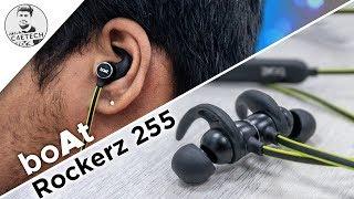 Boat Rockerz 255 Review - Mi Neckband / Realme Buds Wireless Alternative?