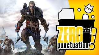 Assassin's Creed Valhalla (Zero Punctuation) (Video Game Video Review)