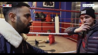 MICHAEL JENNINGS: EXPLAINS COTTO'S PUNCH POWER AND WORKING WITH COACH BRIAN HUGHES