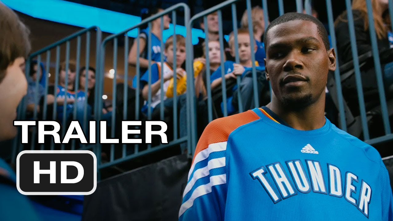 d9c7e641a1ee Thunderstruck TRAILER (2012) Kevin Durant Basketball Movie HD - YouTube